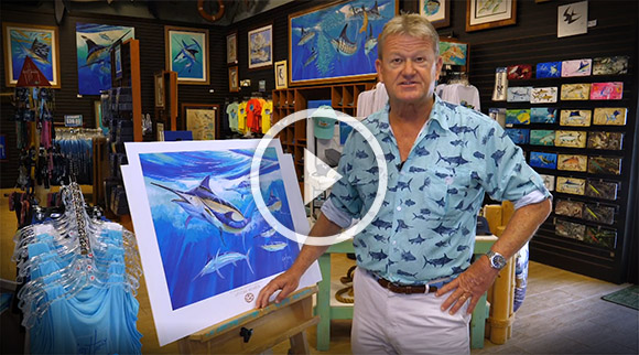 An Invitation from Dr. Guy Harvey