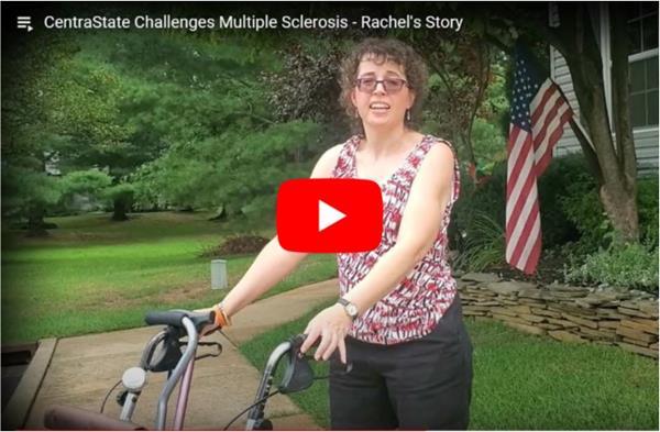 MS - Rachel's Story